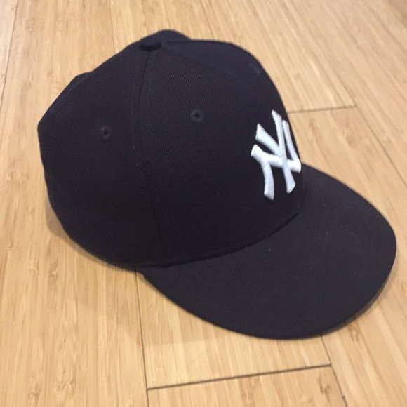 5efe3a6b Official KITH / 59 FiFTY NY YANKEES fitted hat